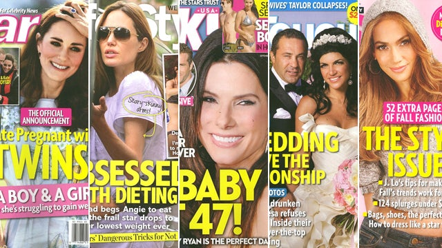 This Week In Tabloids: Kate Middleton Is Pregnant With Twins