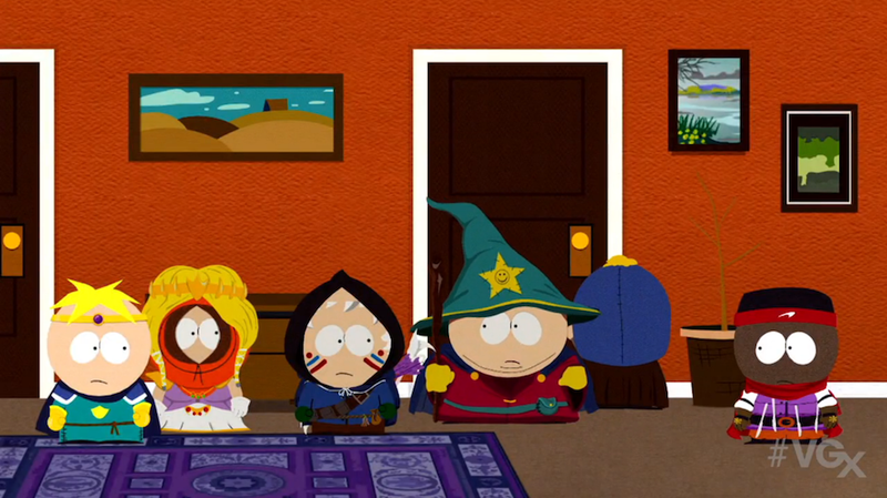 New South Park: Stick of Truth Trailer Is All About Farting