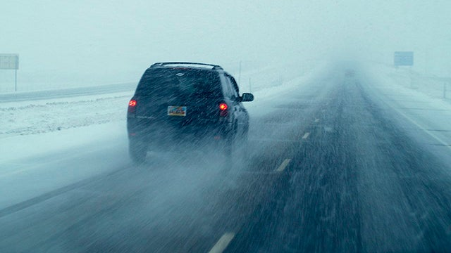 Harness the Power of Physics to Make Winter Driving Easier