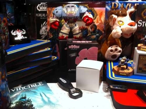 What's For Sale At BlizzCon 2010?