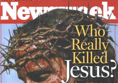 Will Jesus Bid on Newsweek?