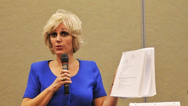 Birther Queen Orly Taitz Reacts: The Certificate Should Say 'Negro'
