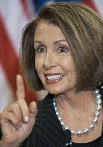 Nancy Pelosi Calls Mysterious All-Female Democrat Meeting