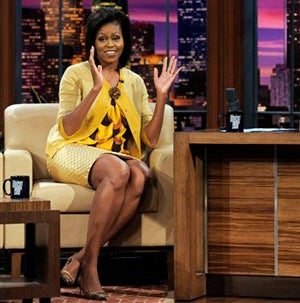The World Is Sexist, So I Can't Say Michelle Obama Looks Nice