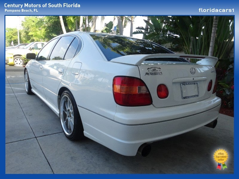 Lexus GS Aristo - Anyone know anything about these