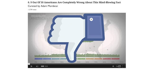 Facebook Is Finally Cracking Down on Upworthy-Style Clickbait