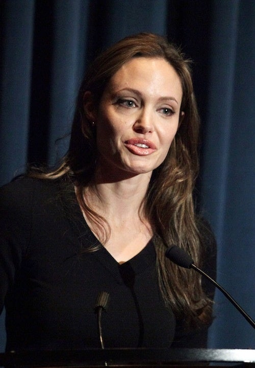 Angelina Jolie Questions Idea Of Justice In Darfur