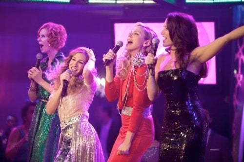 "SATC 2: Painfully Clichéd, ""Epic Eyesore"""