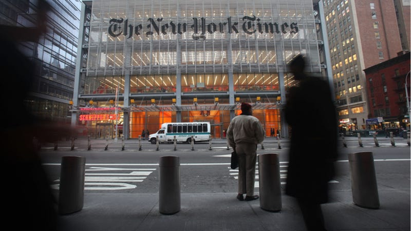 The New York Times Is Shutting Down Its Car Blog