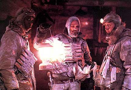 The director of The Thing reveals the alien's secret backstory