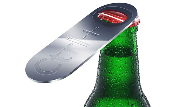 What I Wouldn't Give to Press Ctrl + O On a Bottle of Beer Right Now