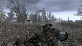 Why <em>Modern Warfare</em>'s 'All Ghillied Up' Is One Of Gaming's Best Levels