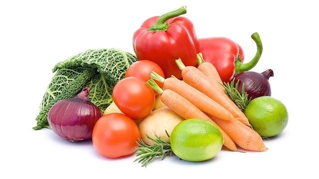 World's Healthiest Thieves Pull Off Huge Vegetable Heist