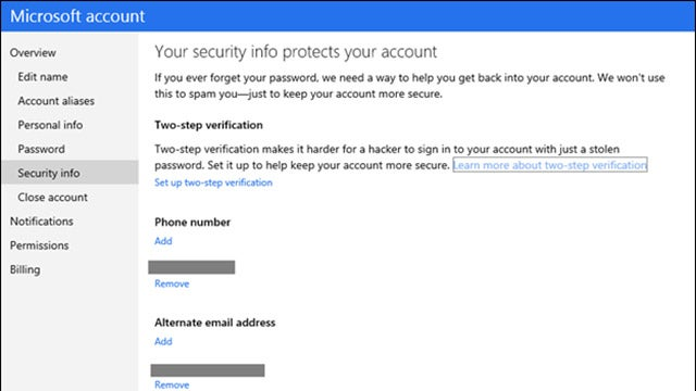 Microsoft Gets Two-Factor Authentication, You Should Enable It Now