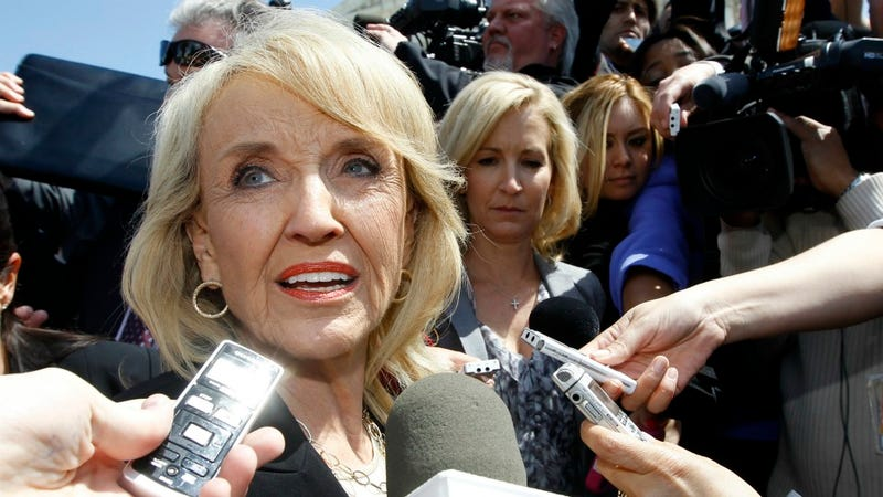 It's Saturday Morning So Here's The Newest Terrible Law Signed By Vaginal Grinch Jan Brewer