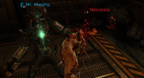 Become A Necromorph In Dead Space 2 Multiplayer