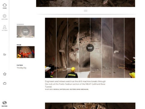 The Wider Image Gallery