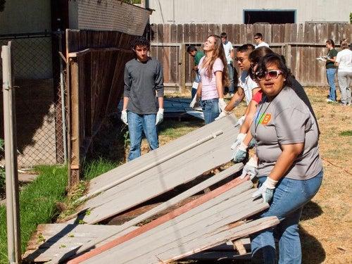 Get Free Home Repair Lessons by Volunteering