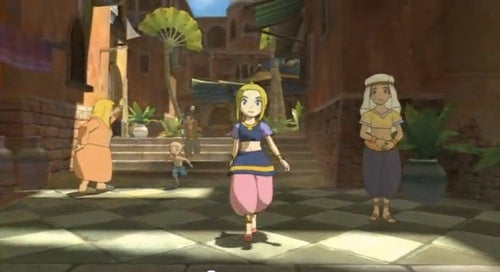 See The Trailer For Ghibli's PS3 Game