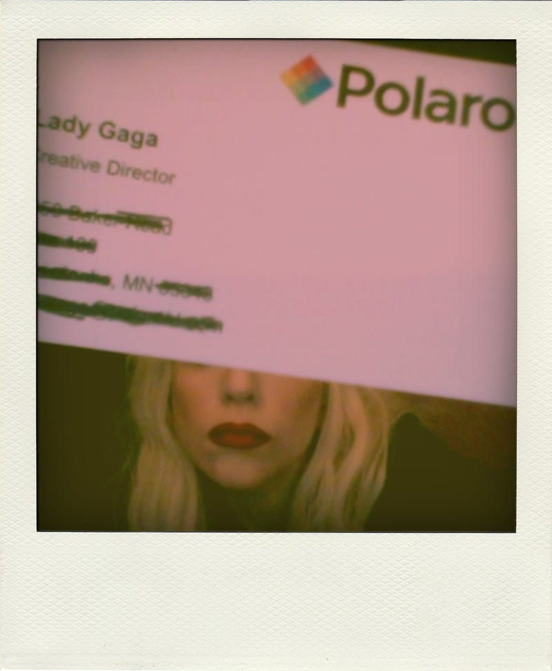 The Lady Gaga Endorsement: Polaroid, Monster Cables, and _______ ?