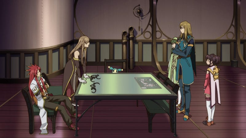 The Tales of The Abyss Anime Captures the Heart of the Game