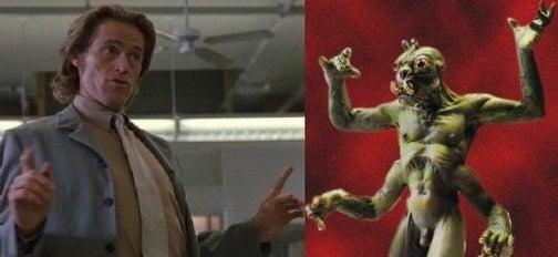 Willem Dafoe Is The Only Sympathetic Green Alien On Mars