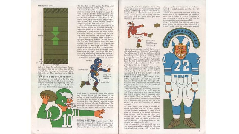 The Ladies' Guide To Football Promises To Tell You Dumb Broads What All The Man-Fuss is About
