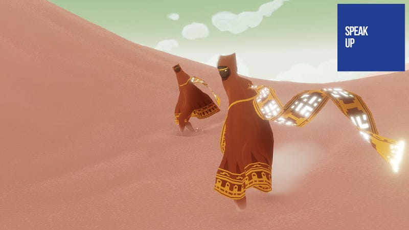 Unfortunately It's Too Late for You to Play Journey the Way This Guy Played It