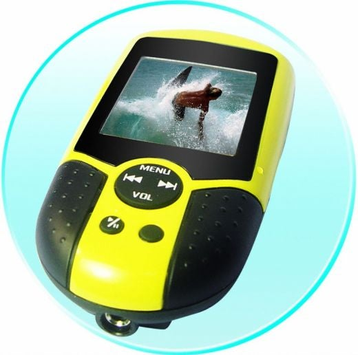 Chinavasion Waterproof 1GB Digital Video Player, Goggles Not Included