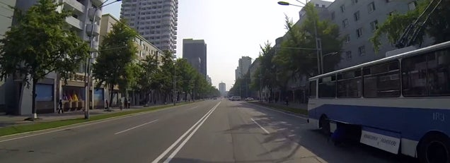 Discover the secretive Pyongyang in this exclusive 22-minute GoPro tour