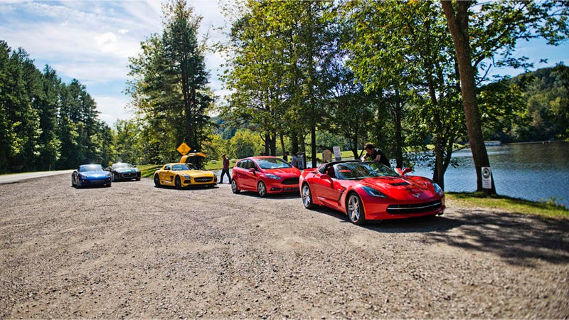 The Finest Performance Cars Of The Year
