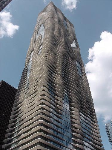 Aqua Tower Reminds Me of Brazil's Freshwater Desert