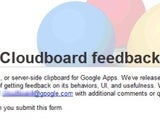 Google Cloudboard Shares Data Between Gmail, Other Google Apps