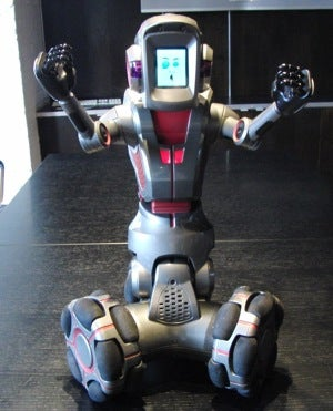 Ultimate Toy Robot Battlemodo
