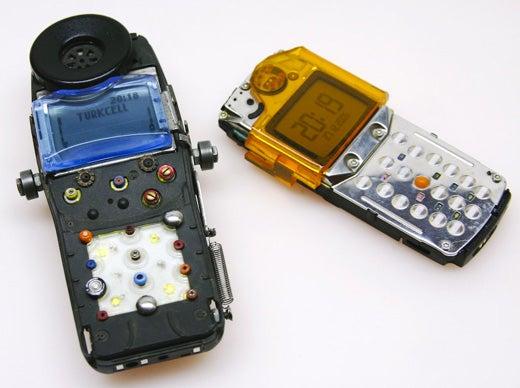 Stripped Down Nokias Don't Show Pink, Still Quite Hot