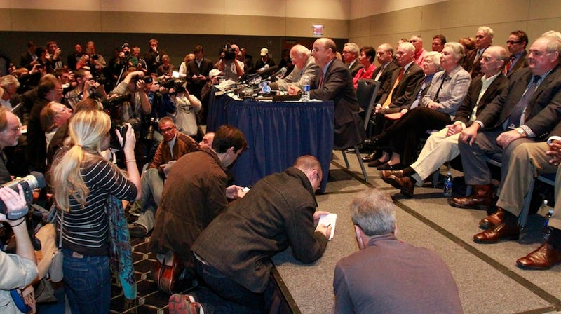 Penn State's Board Of Trustees Hired The Freeh Group, But They Did Not Escape Its Scrutiny