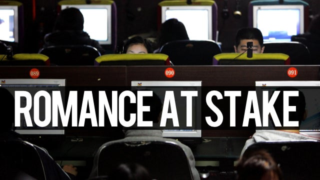 Your Girlfriend or DotA? An Online Love Story.