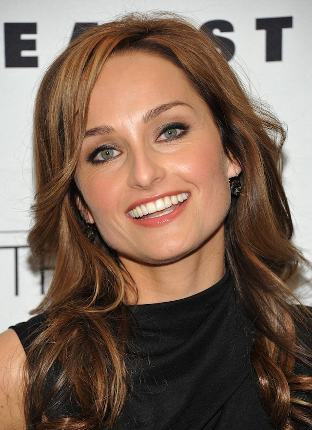 "Rumor-Plagued Giada Says She Loves Being A ""Traditional"" Wife"