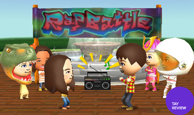 Tomodachi Life: The TAY Review