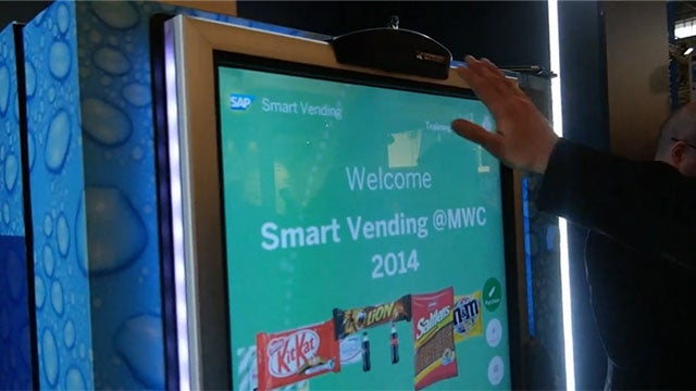 Nightmare Vending Machines Will Use Facial Recognition