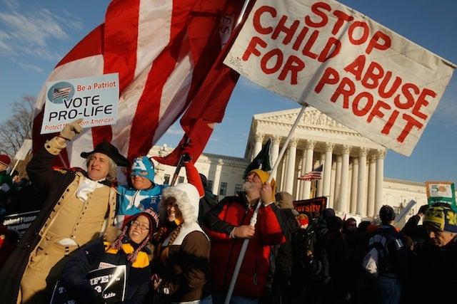 "The Mysterious ""Fiscal Restraint"" Of Restricting Abortion Rights"