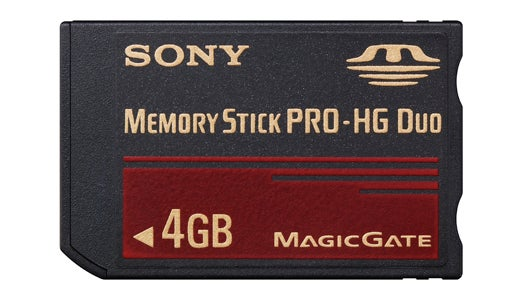 Sony Pro-HG Duo Media is the New King of Memory Sticks
