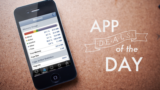 Daily App Deals: Get System Status for iOS for $1.99 in Today's App Deals