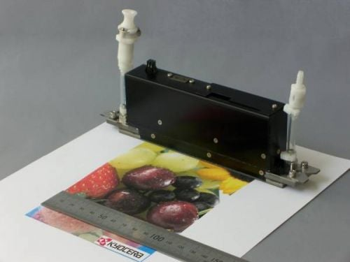 Kyocera Inkjet Printhead Spits Out 1000 Pages a Minute