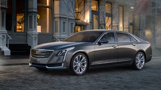 The Cadillac CT6 Is A Return To Rolling In Resplendent American Luxury