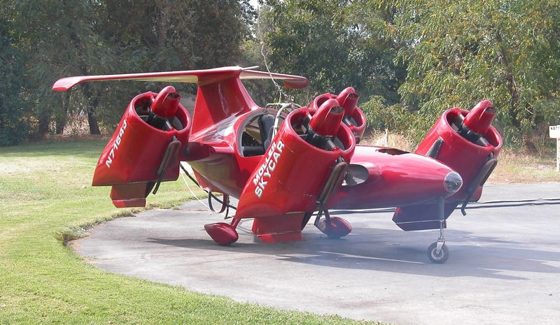 Surprise! Dubious Flying Car Company Loses All Kinds of Money