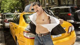 NYC Taxi Drivers Calendar Makes Its Triumphant Return