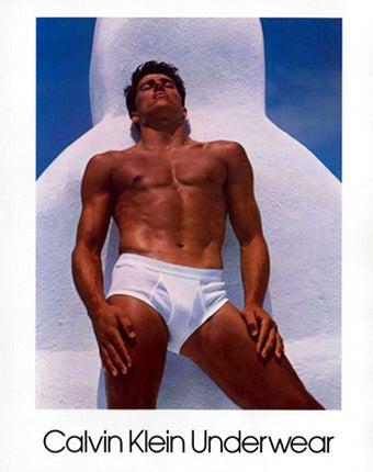 What Happens to Calvin Klein Underwear Models When They Die?