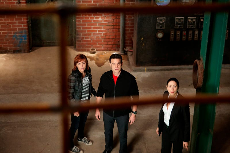 Warehouse 13 Christmas Episode Pictures