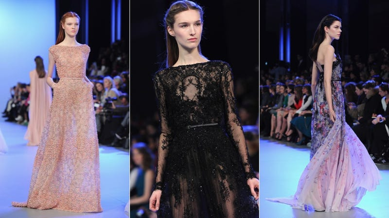 Elie Saab, for the Breathtaking, Oscar-Winning Ethereal Beauty in You